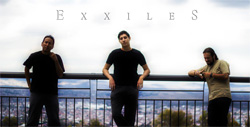 Exxiles Oblivion Band Photo