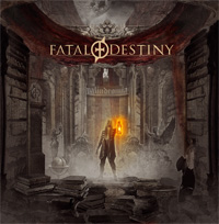 Fatal Destiny Palindromia CD Album Review