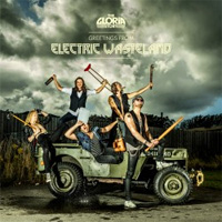 The Gloria Story Greetings From Electric Wasteland CD Album Review