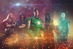 Gloryhammer Band Photo