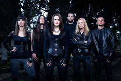 Graveshadow Nocturnal Resurrection Band Photo