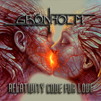 Gronholm Relativity Code For Love CD Album Review
