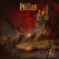 Hallas 2015 Self-titled Debut EP CD Album Review