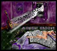 Heartbreak Remedy Midnight Groove CD Album Review