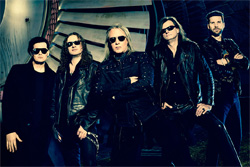 Helloween My God Given Right Band Photo