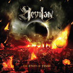 Hevilan - The End Of Time CD Album Review