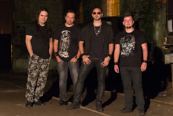 Hevilan The End Of Time Band Photo