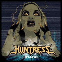 Huntress Static CD Album Review
