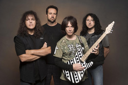 Impellitteri Venom Band Photo