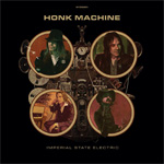 Imperial State Electric Honk Machine CD Album Review
