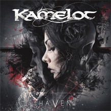 Click to read the Kamelot - Haven album review
