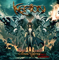 Kerion CloudRiders Part 2 Technowars CD Album Review