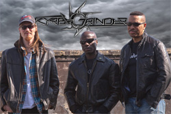 Kyrbgrinder Chronicles Of A Dark Machine Band Photo