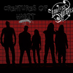 Lawless Hearts - Creatures of Habit EP CD Album Review
