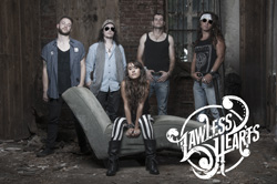 Lawless Hearts Creatures of Habit EP Band Photo