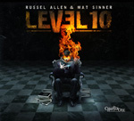 Level 10 Chapter One Russell Allen Mat Sinner Debut CD Album Review