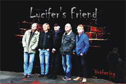 Lucifer's Friend Awakening Band Photo