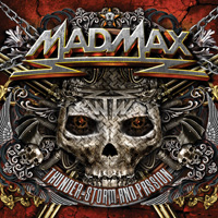 Mad Max Thunder Storm & Passion CD Album Review