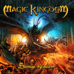 Magic Kingdom Savage Requiem CD Album Review
