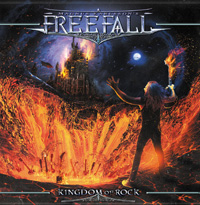 Magnus Karlsson's Free Fall Kingdom Of Rock CD Album Review