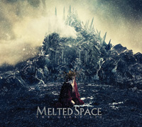 Melted Space The Great Lie CD Album Review