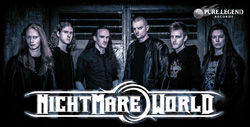 Nightmare World Band Photo
