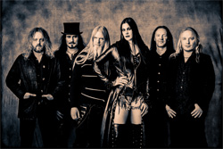 Nightwish Endless Forms Most Beautiful Band Photo