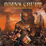 Odin's Court - Turtles All The Way Down CD Album Review