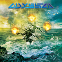 Odyssea Storm CD Album Review