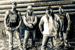 Outlaws & Moonshine 1919 Band Photo