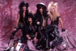 Pretty Boy Floyd Band Photo