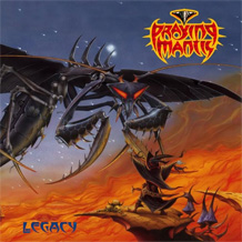 Click to read the Praying Mantis - Legacy CD album review