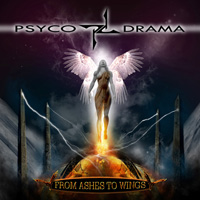 Psyco Drama From Ashes To Wings CD Album Review