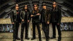 Queensryche Human Condition Band Photo