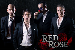 Red Rose Band Photo