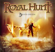 Click to read the Royal Hunt - XII - Devil's Dozen album review