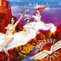 Sergeant Steel Riders Of The Worm  CD Album Review