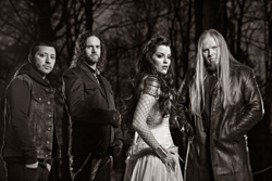Sirenia The Seventh Life Path Band Photo