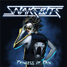 Click to read the Snakebite - Princess Of Pain album review