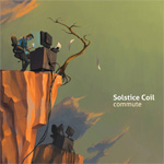 Solstice Coil - Commute CD Album Review