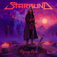 Starblind Dying Son CD Album Review