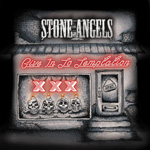 Stone Angels Give In To Temptation CD Album Review