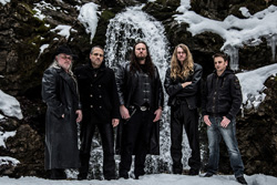 Stormhammer Echoes of a Lost Paradise Band Photo
