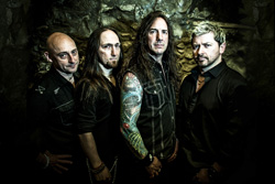 Stormzone Seven Sins Band Photo