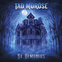 Tad Morose St. Demonius CD Album Review