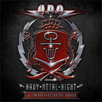 U.D.O. Navy Metal Night DVD/2CD CD Album Review