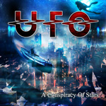 UFO - A Conspiracy Of Stars CD Album Review