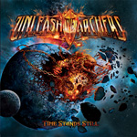 Unleash The Archers - Time Stands Still CD Album Review