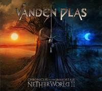 Vanden Plas Chronicles of the Immortals - Netherworld II CD Album Review