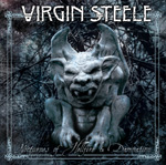 Virgin Steele - Nocturnes of Hellfire and Damnation CD Album Review